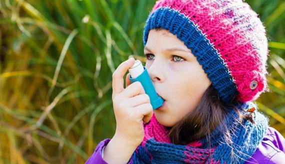 Asthma Behandlung