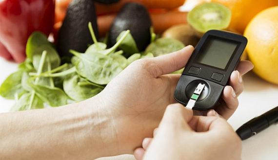 Diabetesforschung mit neuen Diätempfehlungen